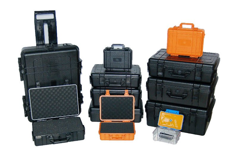 plastic tool case from blow molding factory