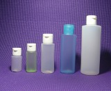 plastic bottle from blow molding factory