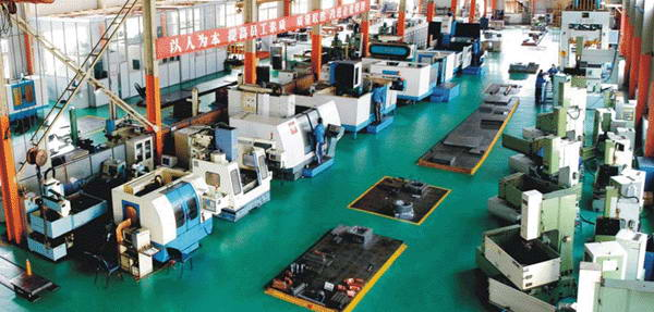 china mold making factory one